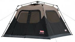 6 Person Instant Cabin Coleman Tent Camping Outdoor Gear Eas