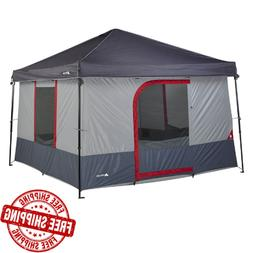 6 Person Instant Tent 10' x 10' Family Outdoor Camping Gear