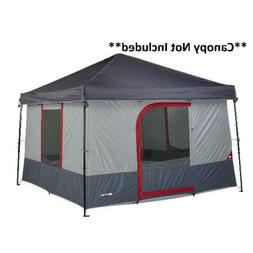 Ozark Trail 6-Person Tent For Straight-leg Canopy Family Ten