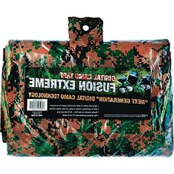 "Military Outdoor Clothing 7'4"" X 9'6"" MARPAT Field Tarp, Dig"