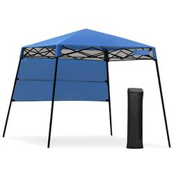 7 x 7 FT Sland Adjustable Portable Canopy Tent w/ Backpack-B