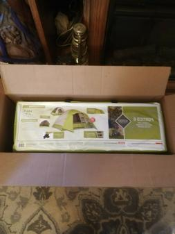 Wenzel 7362416 6 Person Portico Tent, Green brand new