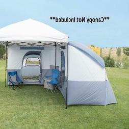 Camping Tent 8 Person Cabin Family Outdoor Shelter 2 Room Co
