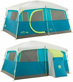 Coleman 8 Person Cabin Tent w/ Closet Tenaya Lake Fast Pitch