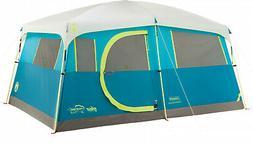 Coleman 8 Person Cabin Tent w/ Closet Tenaya Lake Fast Pitch