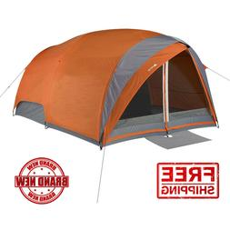 Ozark Trail 8-Person Dome Tunnel Tent with Maximum Weather P