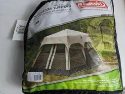 Coleman 8-Person Instant Tent Accessory Rainfly in Brown/Bla