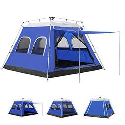 AYAMAYA Camping Tents 4-6 Persons/People/Man Instant Cabin T