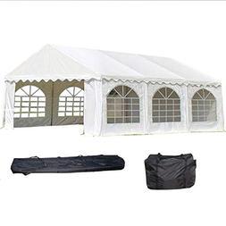 DELTA Canopies 20'x16' PVC Party Tent - Heavy Duty Wedding C