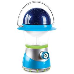 DISCOVERY KIDS 2-in-1 4X LED Starlight Lantern and Star Proj