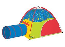 GigaTent Adventure Play Tent With Tunnel