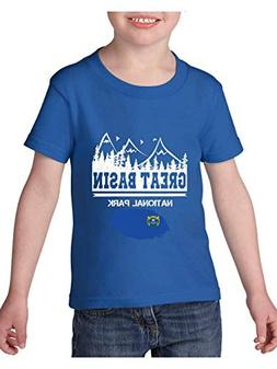 Great Basin National Park Heavy Cotton Toddler Kids T-Shirt