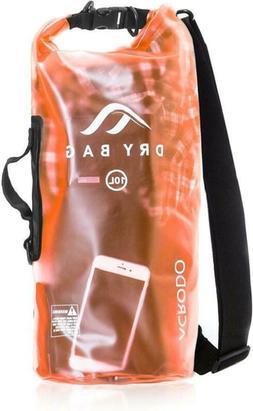 Acrodo Waterproof Dry Bag - 10  20 Liter Floating Dry Sacks