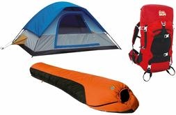 Alpinizmo High Peak USA Magadi 5 Tent Stratos 40 & Mt. Raini