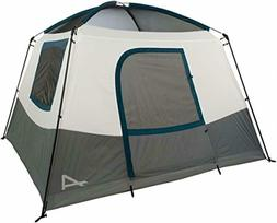 ALPS Mountaineering Camp Creek 4 Person Tent, Charcoal/Blue