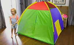 Giant Party Play Tent Indoor Outdoor Beach Tent Fit 4 Kid Ch