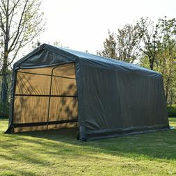 auto storage shed shelter portable