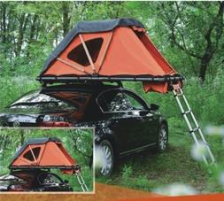 Rugged Adventures Automotive Car Roof Tent Expandable 2 Pers