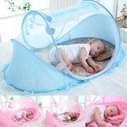 Baby Newborn Foldable Mosquito Net Portable Travel Infant Be