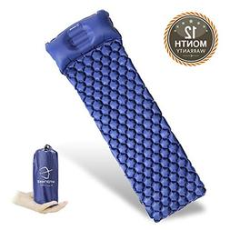 Hitorhike Backpack Sleeping Pad | Camping Sleeping Bag Pad |