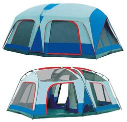 GigaTent Barren Mountain Large 8 -10 Man Person Camping Cabi