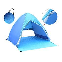 Generic Brand Baby Beach Tent Automatic Pop Up Shade Cabana