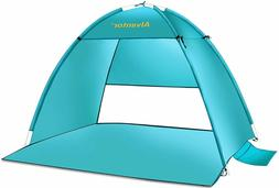 Alvantor Beach Tent Super Bluecoast Beach Umbrella Outdoor S