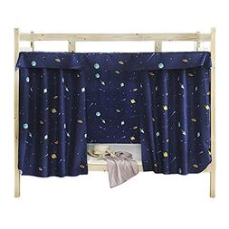 Bed Curtain Bed Canopy Single Sleeper Bunk Bed Privacy Curta