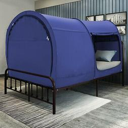 Alvantor Bed Tent Bed Canopy Tent Privacy Tent Navy