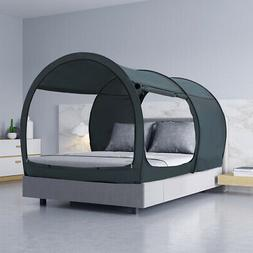 Bed Tent Canopy Bed Tent Private Space Tent Twin Size Frame