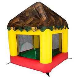 Bazoongi BHCTH 6.25 x 6 ft. Tree House Cover & Bounce House