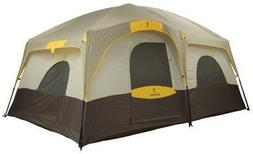 Browning Camping Big Horn Two Room Tent 8 Person Cap Canopy