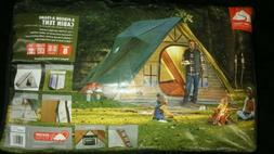 Brand New Ozark Trail 8 Person A-frame Outdoor Cabin Tent Ca