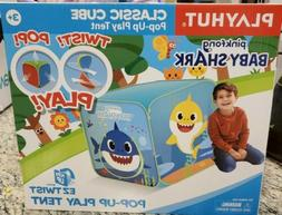 Brand New PinkFong Baby Shark Tent Foldable Kids Pop Up Clas