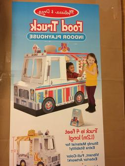 BRAND NEW: Melissa & Doug Food Truck Indoor Playhouse. Child