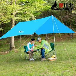 BSWolf 3*3M iron poles UV beach <font><b>tent</b></font> sun