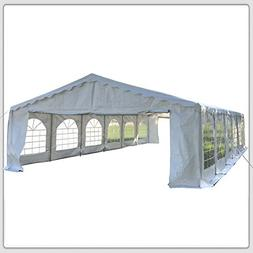 DELTA Canopies Budget PVC Party Tent Canopy Shelter 40'x20'