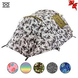 Chillbo CABBINS Best 2 Person Tent with Cool Patterns Ultima