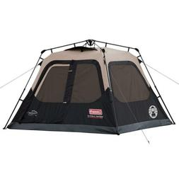 Coleman Cabin Tent with Instant Setup | for Camping Sets Up