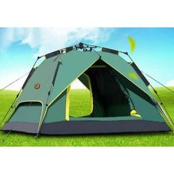 LightInTheBox CAMEL 3-5 persons Tent Double Camping Tent One