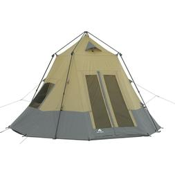 Camping Backpacking Tent Instant Tepee Outdoor Family Tents