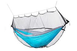 Camping Hammock Mosquito Bug Net: Lightweight Breathable Mes