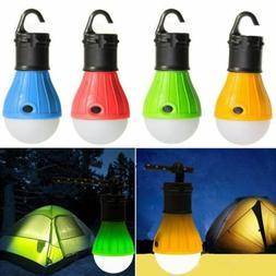 Camping Hanging Hike LED Light Bulb Tent Fishing Lantern Out