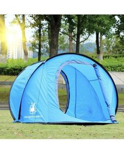 Camping Hiking Easy Folding Automatic Setup Pop Up Instant L