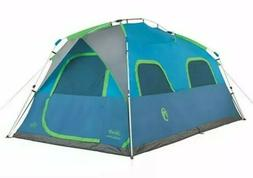Coleman Camping Instant Signal Mountain Tent 8 Person NEW  S