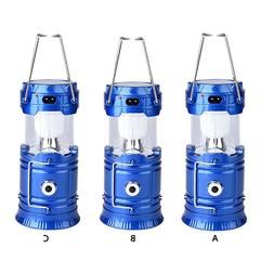 Camping Multi-function Solar Lamp Portable Charging Outdoor