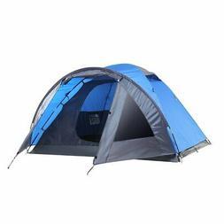 SEMOO Camping Tent 3-4 Person 4-Season Double Layer Lightwei