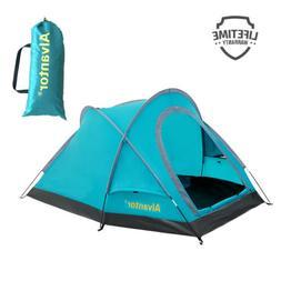 Alvantor Camping Tent Outdoor Backpack Light Weight Waterpro
