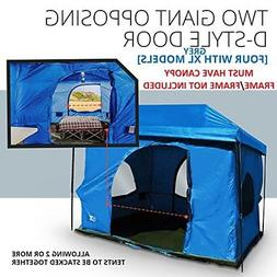 Camping Tent Standing Room 100 Hanging Hiking Outdoor Sports