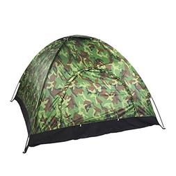 Alomejor Outdoor Camping Tent Outdoor Travelite Backpacking